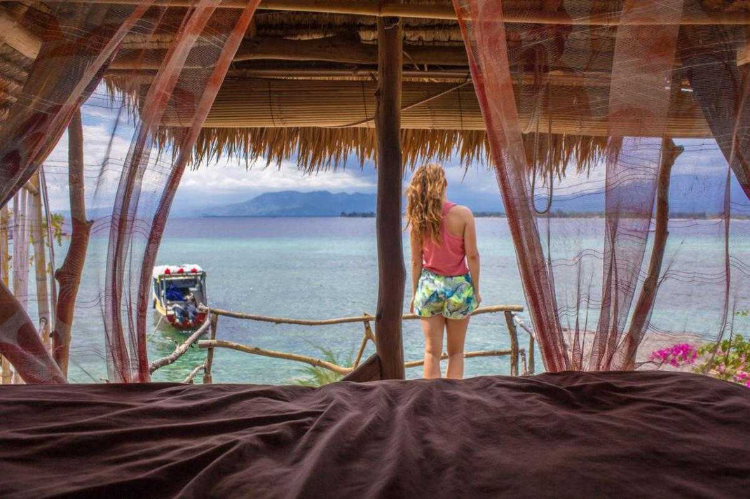 Gili Meno Eco Hostel for sale