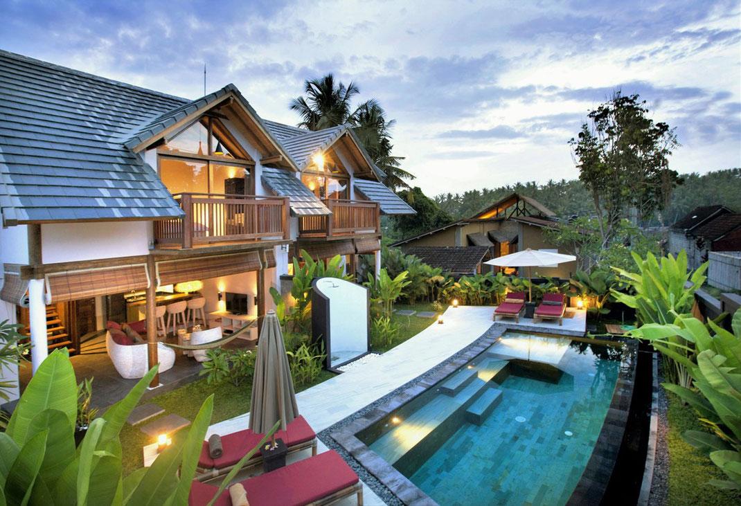 Ubud villa for sale. Villa for sale by owner