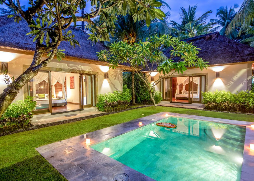 Candidasa villa for rent by owner. East Bali villa for rent by owner