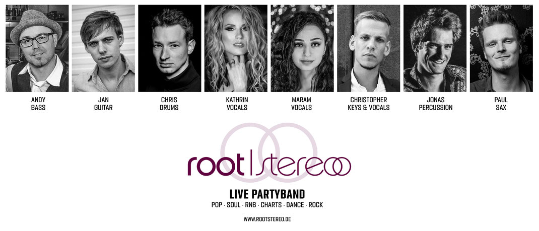 root stereo Band