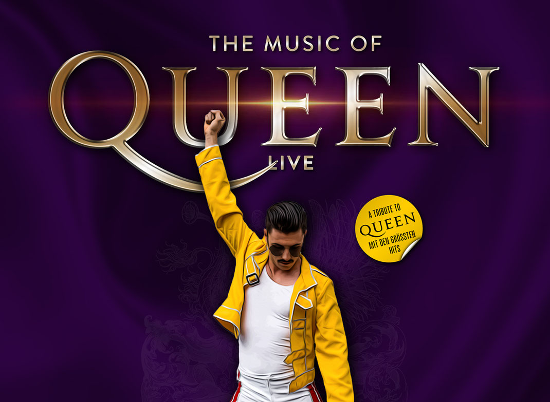 The Music Of QUEEN Live