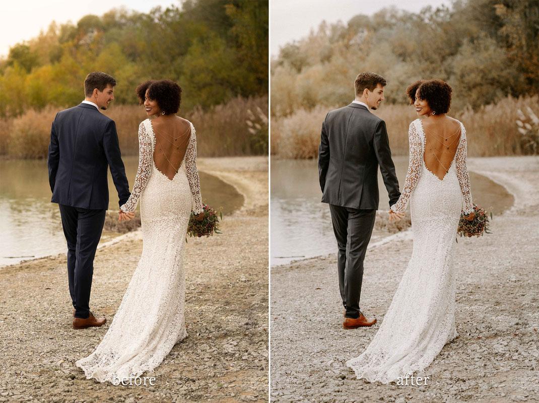 Boho Lightroom Presets Hochzeitsfotograf