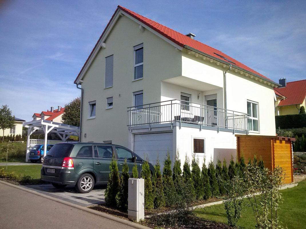 Schlusselfertiges Bauen In Massivbauweise Karres Haus Bautrager In