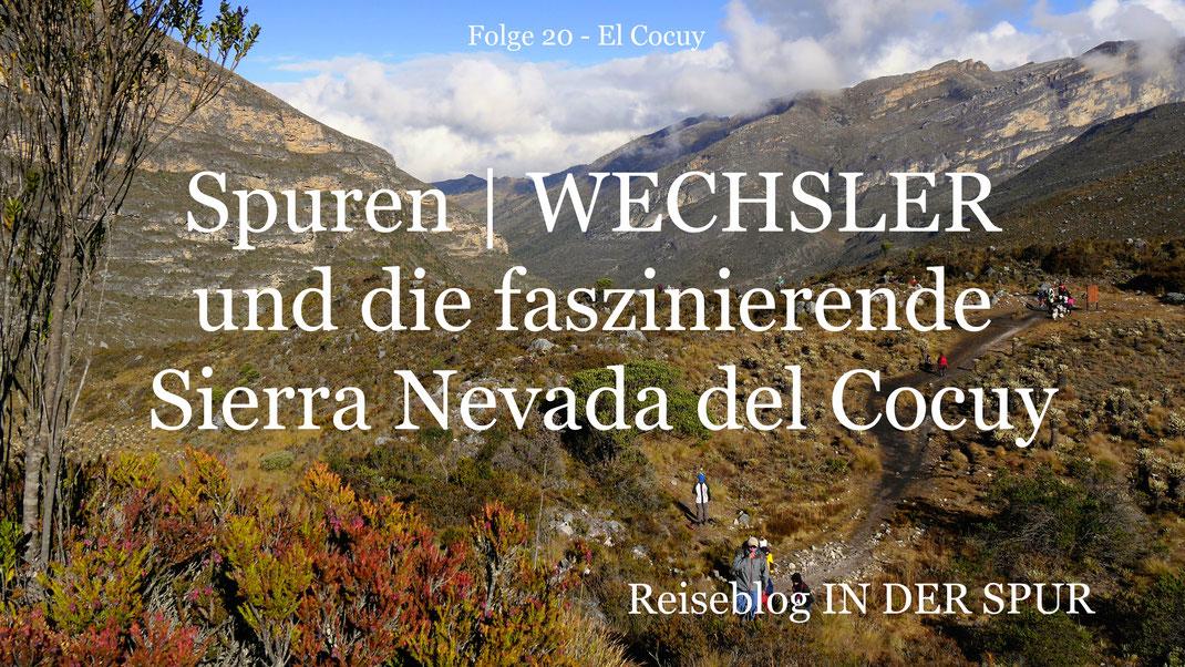 Reiseblog IN DER SPUR, Reiseberichte, Reisereportagen, Kolumbien, Fotografie Jörg Schwarz, Reise, Länder, Weltreise, slow travel, outdoor, El Cocuy