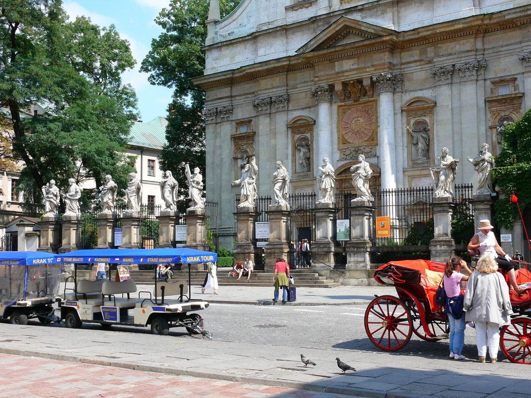 Krakau, Kraków, Polska,