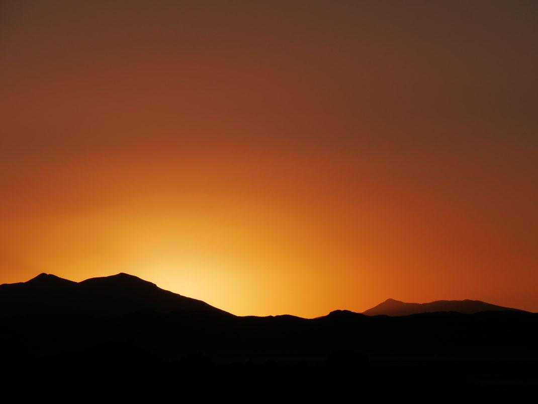 Ohne Worte, Am Rande des Salar de Uyuni, Bolivien (Foto Jörg Schwarz)