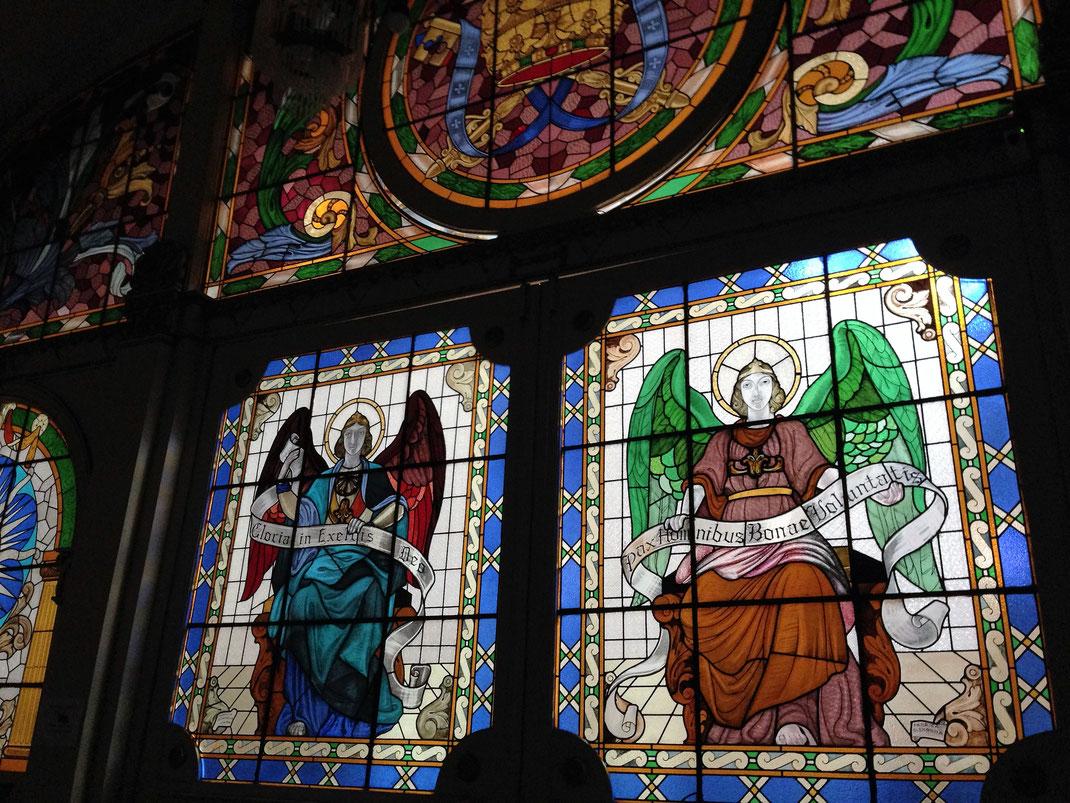 Im Innern der Cathedral de Potosí, Potosí, Bolivien (Foto Jörg Schwarz)