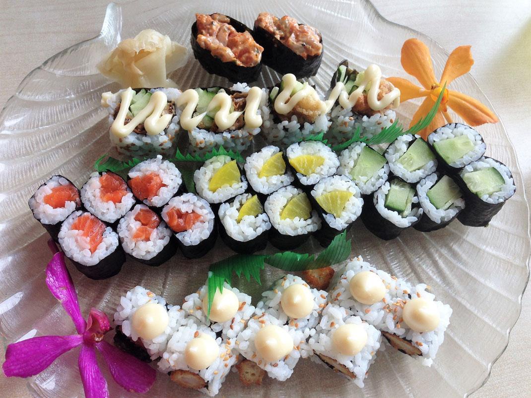 Überall im Land stößt man auch auf japanische kulinarische Traditionen, Malaysia (Foto Jörg Schwarz)