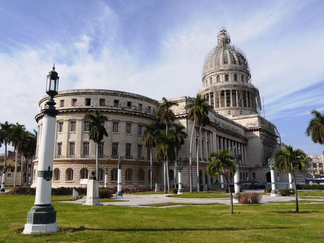 Capitolio Nacional, Havanna, Kuba (Foto Jörg Schwarz)