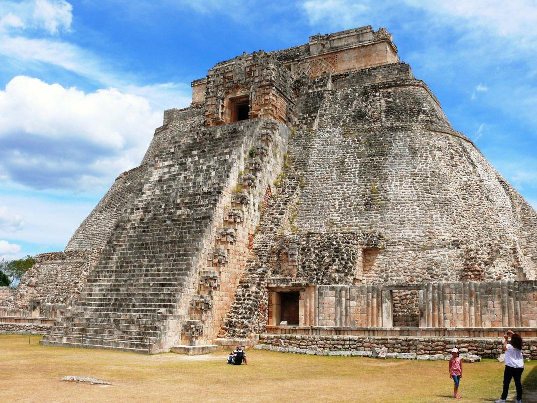 reise Uxmal blog spurenwechsler mexiko reportagen Pyramiden Tempel