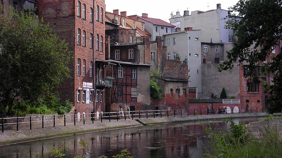 Klein-Venedig in Bydgoszcz (Foto Jörg Schwarz)