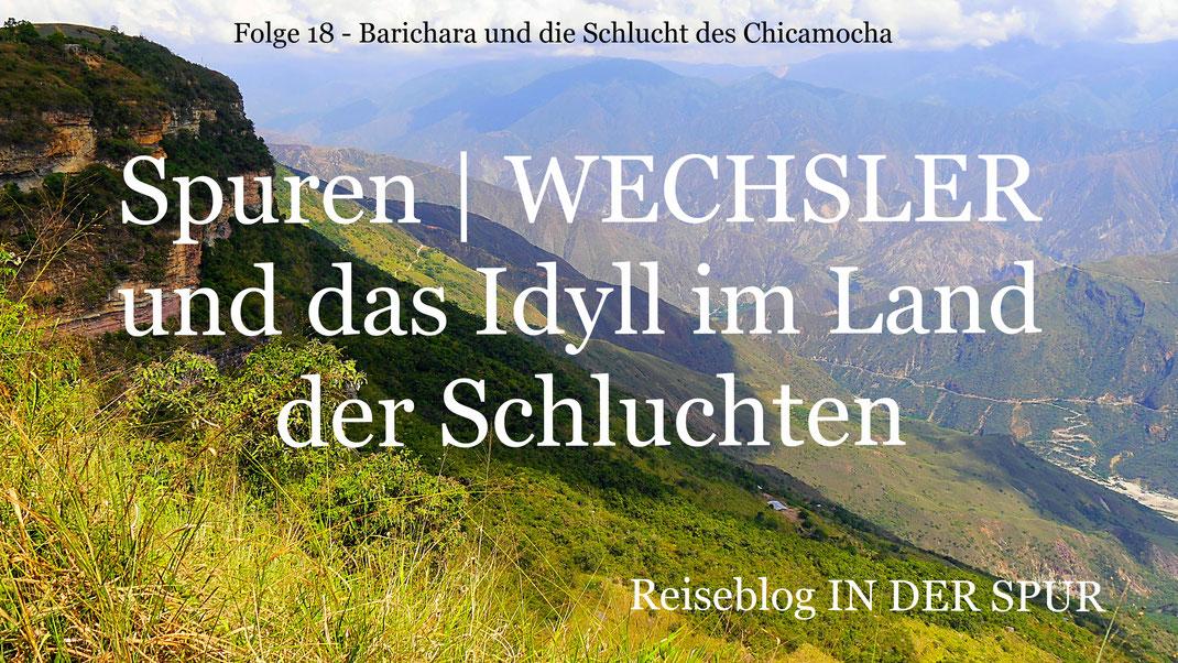 Reiseblog IN DER SPUR, Reiseberichte, Reisereportagen, Kolumbien, Fotografie Jörg Schwarz, Reise, Länder, Weltreise, slow travel, outdoor, Barichara, San Gil, Chicamocha