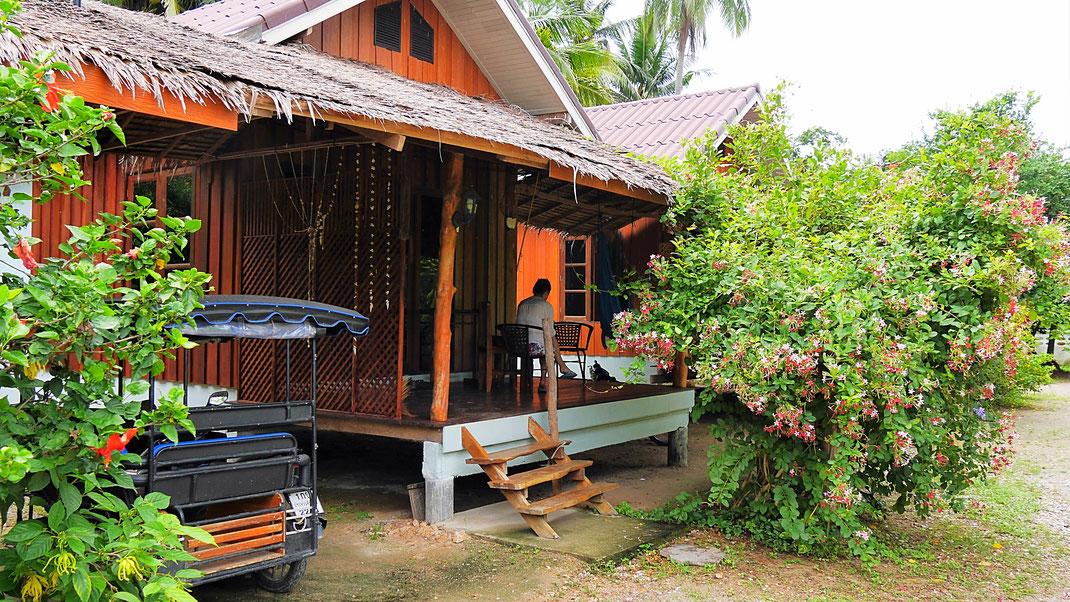 Tuangthong Homestay, Ban Krut, Thailand (Foto Jörg Schwarz)