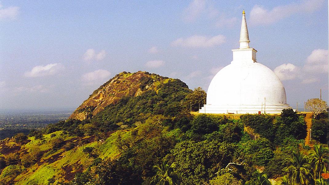 Spurenwechsler Reiseblog Reise TIP BLOG In der Spur Sri Lanka Mihintale Schwarz Jörg Kultur Highlights