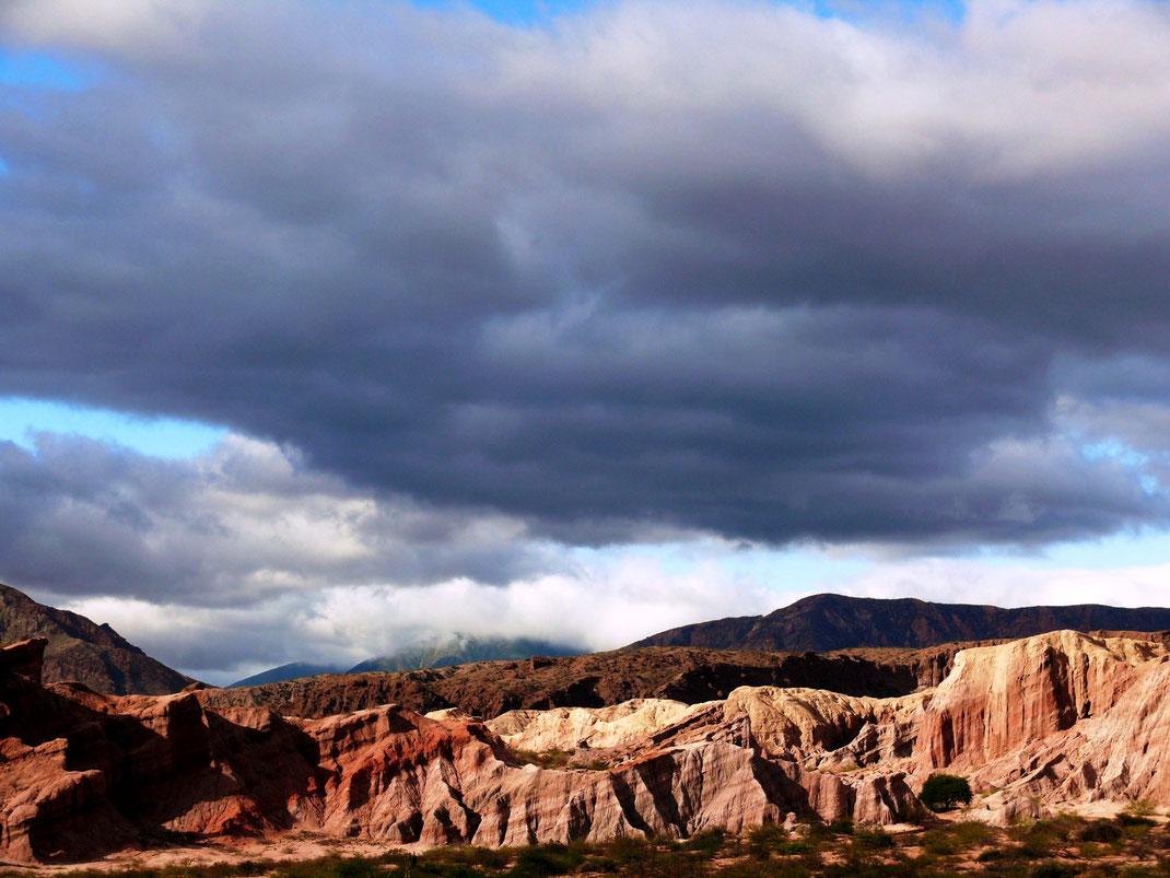 Die Quebrada de las Conchas, Cafayate (Foto Jörg Schwarz)