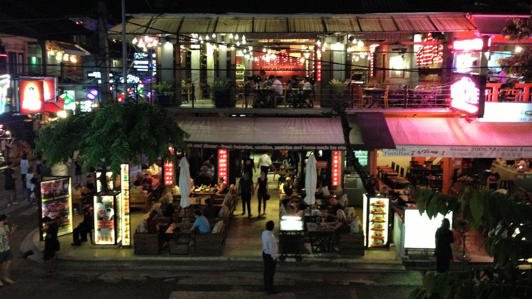 Könnte auch in Bangkok, Hamburg oder Lima sein... Internationales Einerlei in Siem Reap, Kambodscha (Foto Jörg Schwarz)