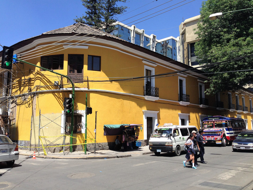 Cochabamba, Peru (Foto Jörg Schwarz)