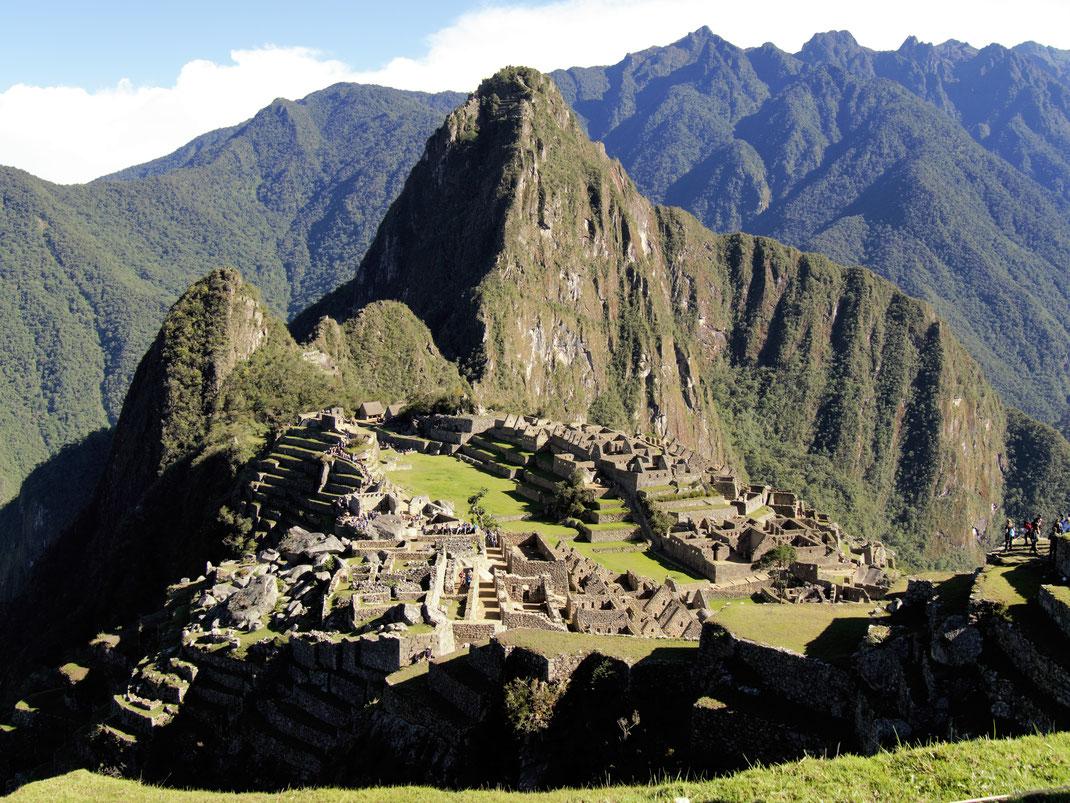 Machu Picchu, Peru (Foto Jörg Schwarz)