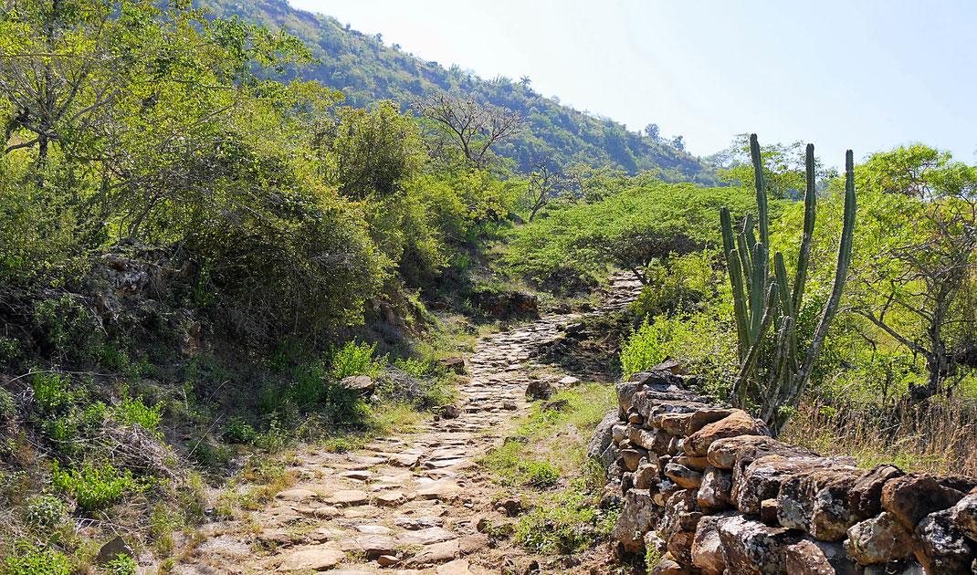 Der Camino Real, Barichara, Kolumbien (Foto Jörg Schwarz)