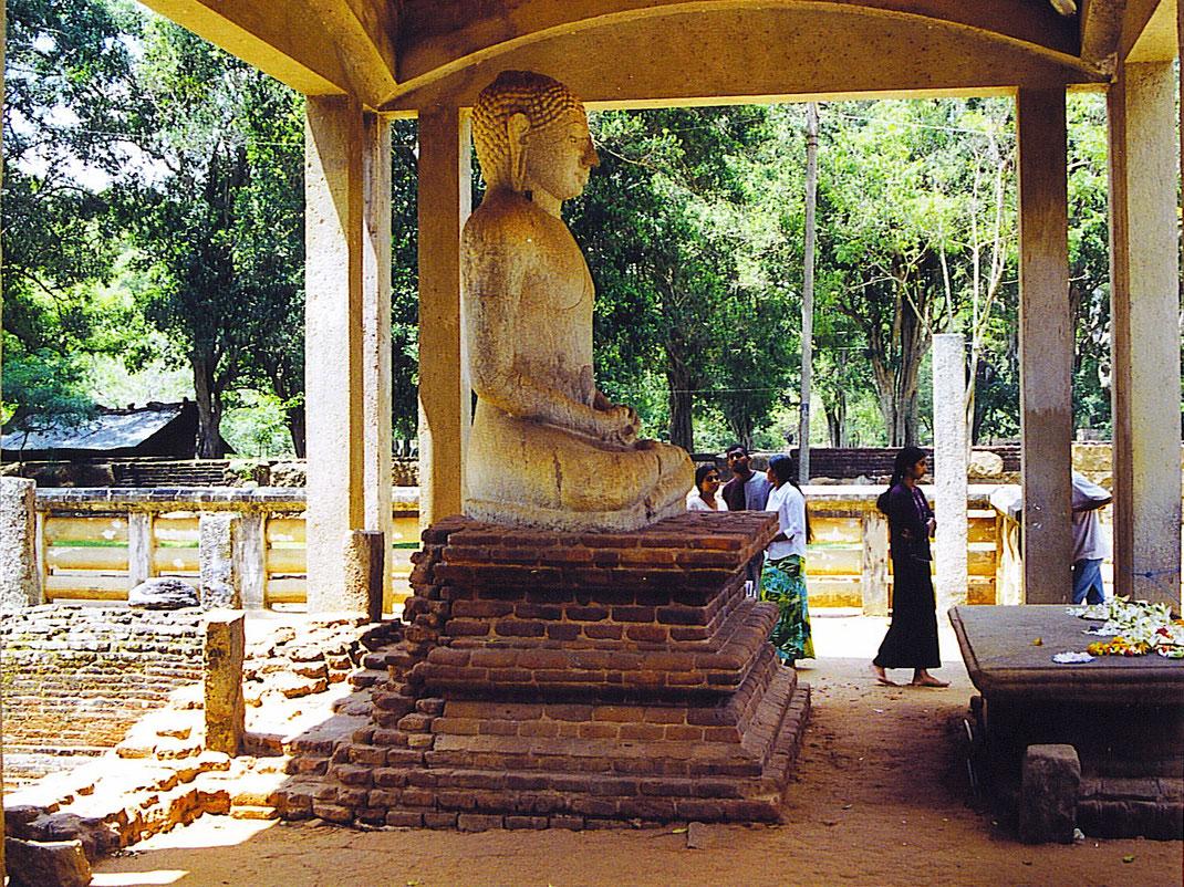 Spurenwechsler Reiseblog Reise TIP BLOG In der Spur Sri Lanka Anuradhapura Schwarz Jörg Kultur Highlights