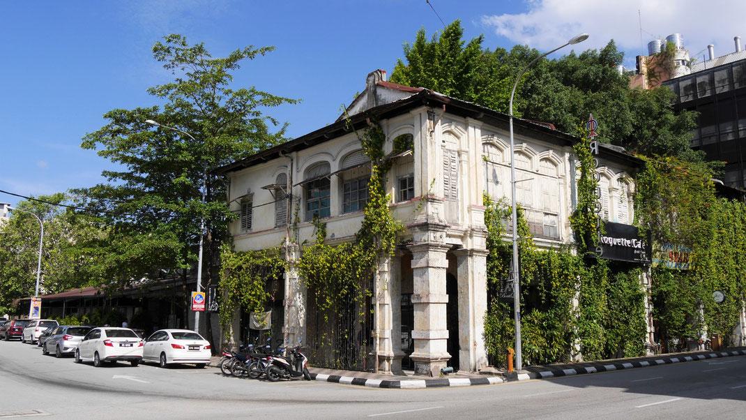 Im touristischen Herzen von Ipoh: Westliche Altstadt, Kong Heng Square, Ipoh, Malaysia (Foto Jörg Schwarz)