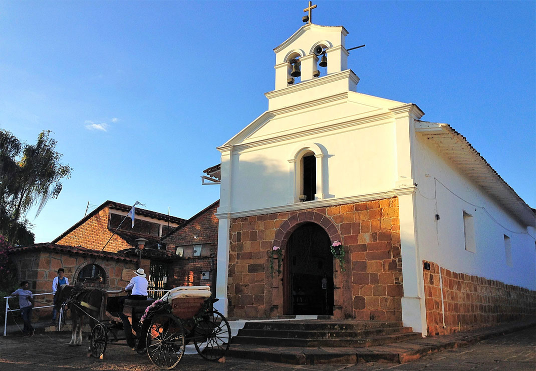 Bezauberndes Barichara, Kolumbien (Foto Jörg Schwarz)