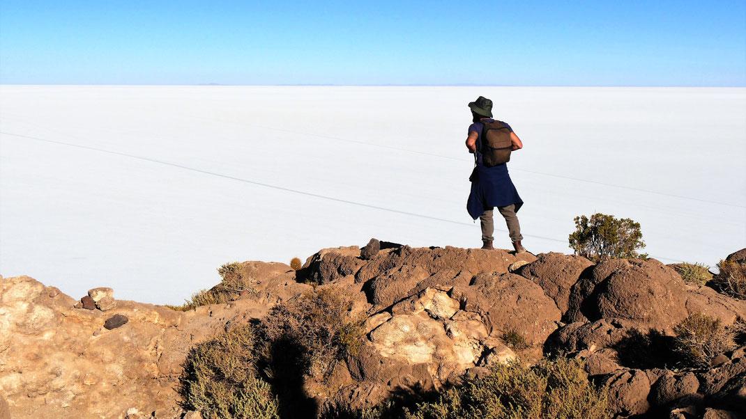 Wie unbeschrieben ist das Blatt...? Bolivien (Foto Jörg Schwarz)