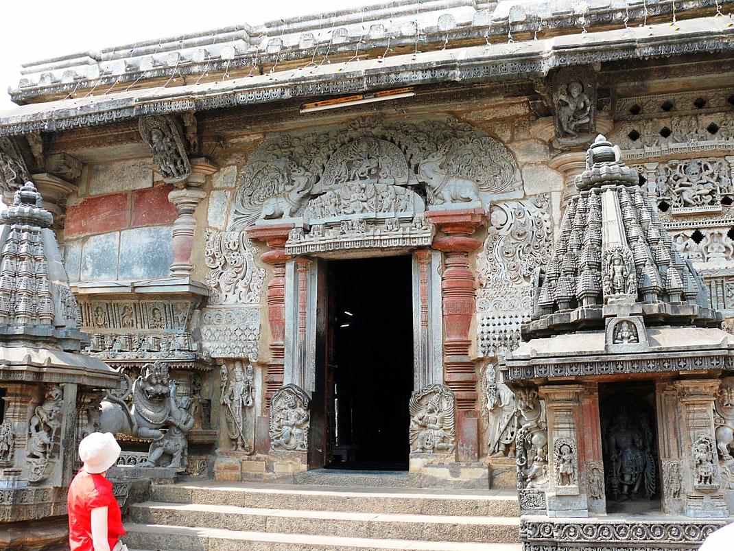 Spurenwechsler Reise blog schwarz spuren in der spur TIPS Highlight kultur indien karnataka