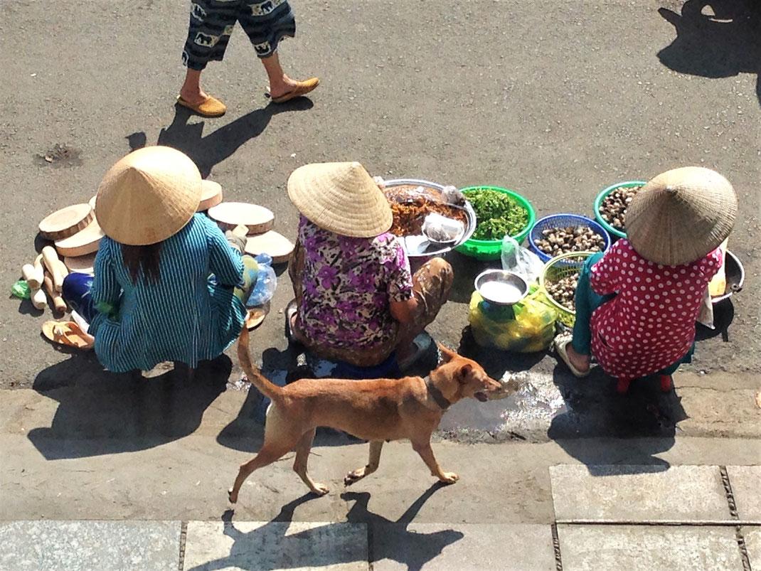 Typisch vietnamesisch... Can Tho, Vietnam (Foto Jörg Schwarz)