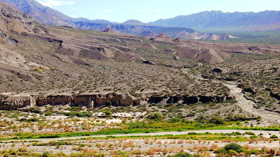 Spurenwechsler, Reise-Tips, Reisereportagen, Reiseblog, Argentinien, Cuyo, Ruta 40, San José