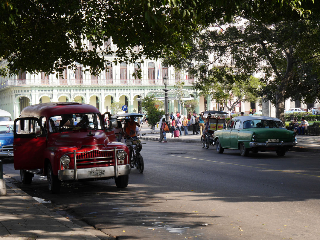 Oldies und viel Flair, Havanna, Kuba (Foto Jörg Schwarz)