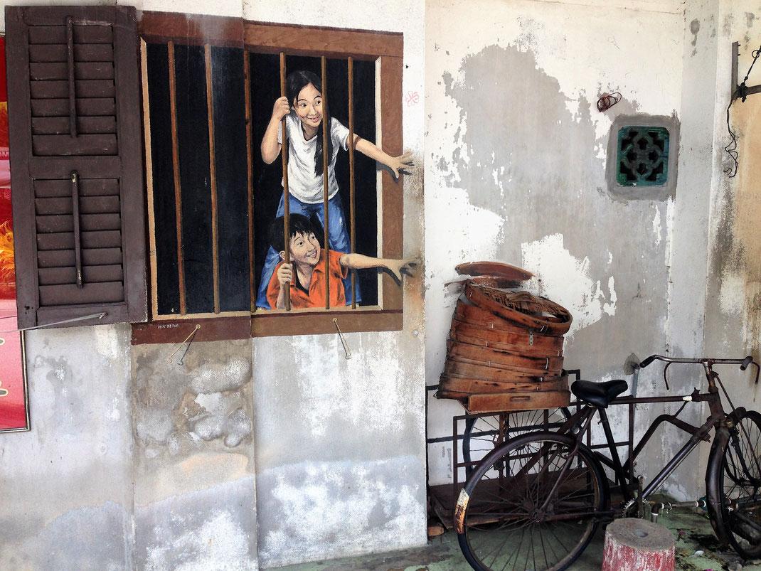 Wer will sie nicht? Dim Sum... George Town, Malaysia (Foto Jörg Schwarz)