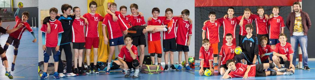 Match des -13 ans garçons contre Ambazac : cliquez pour voir les photos