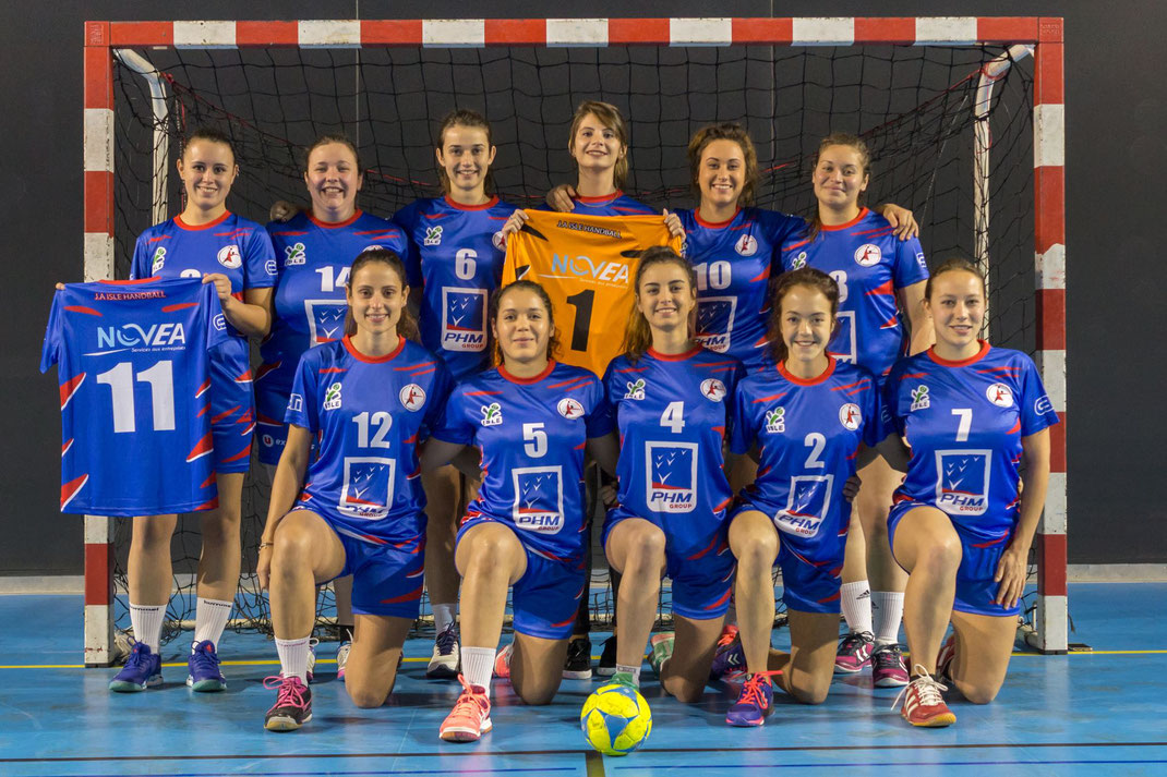 JA Isle Handball (seniors Excellence filles)