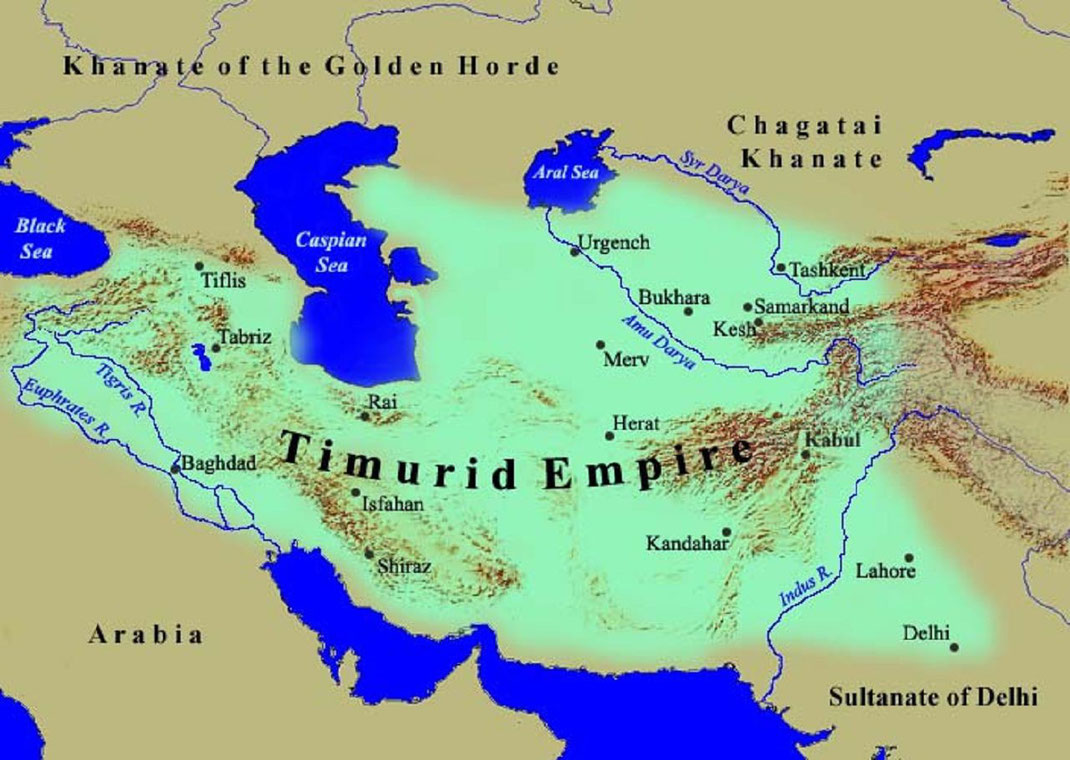 Timurid Empire