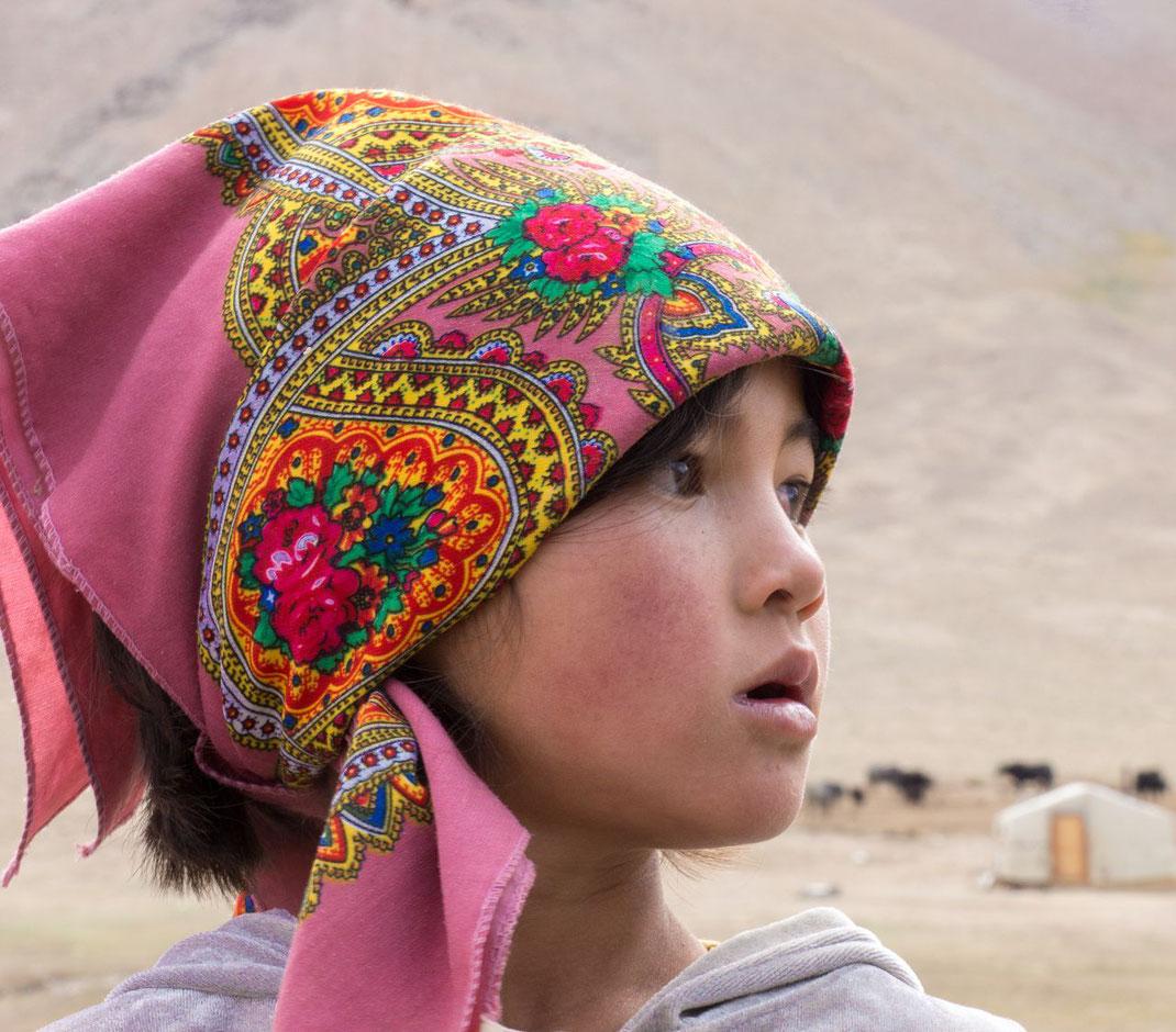 """Rakhiya"" - near the Ak-Baital Pass, Tajikistan"