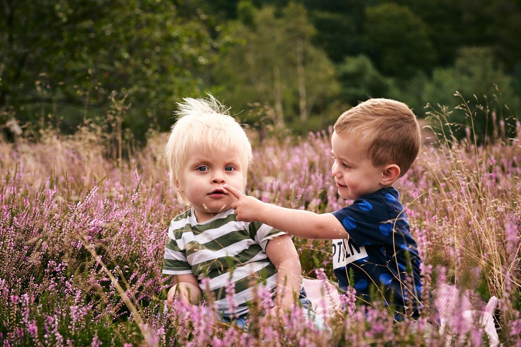 familie fotograaf limburg twee broertjes