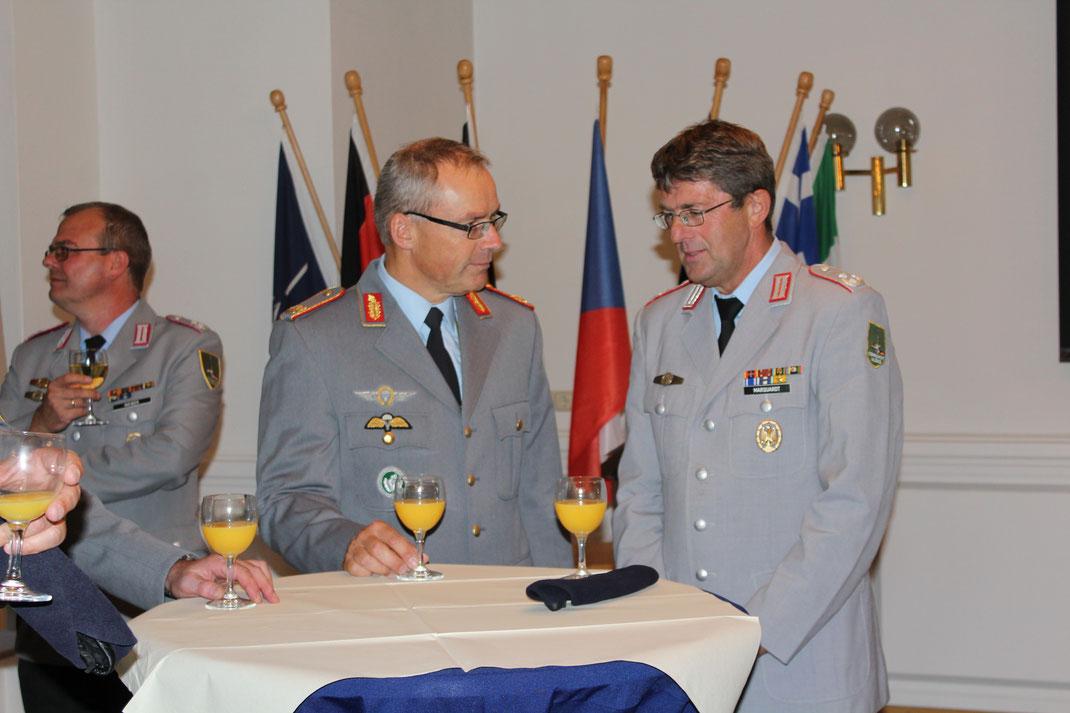 Thomas Marquardt war viele Jahre in verschiedensten Verwendungen bei der Deutschen Bundeswehr verpflichtet. (Foto: Florian Götting)