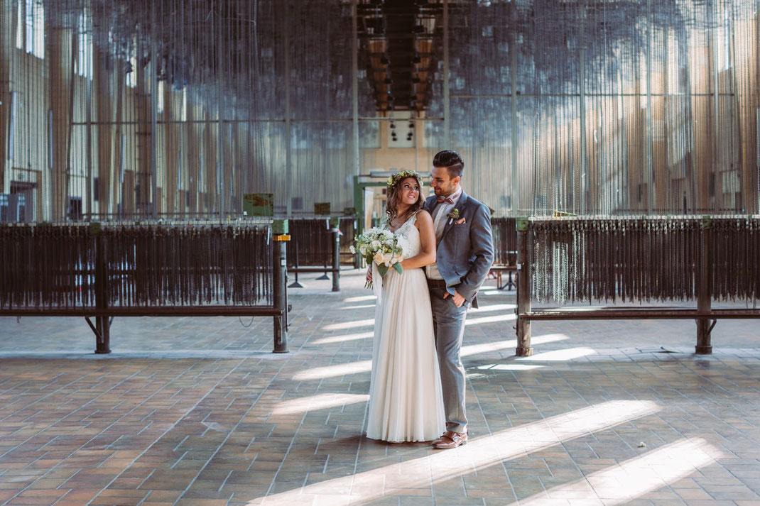 Industrial Hochzeit Galerie der Traumfänger Dorsten