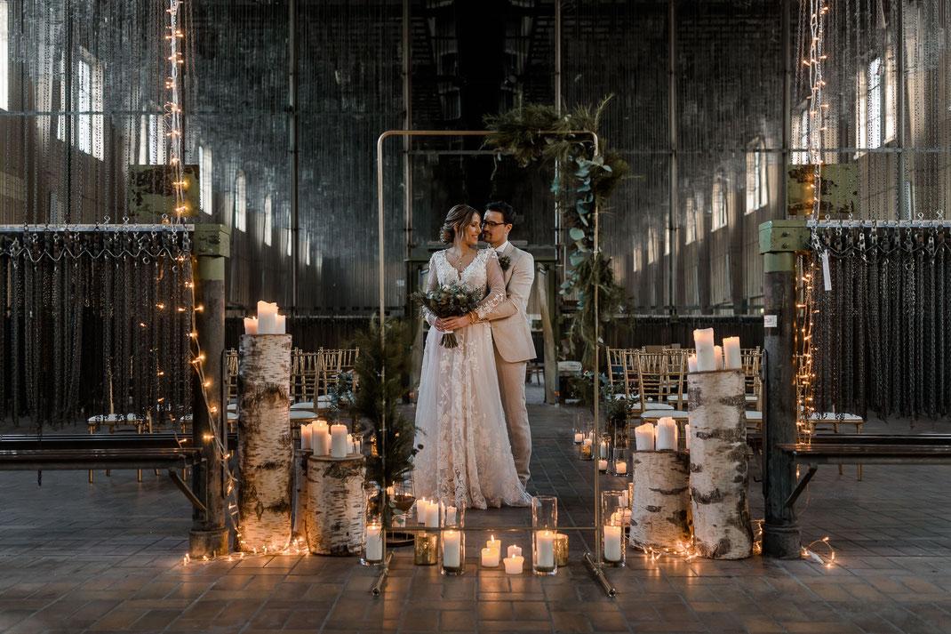 Winterhochzeit Hochzeitsgraf Marl