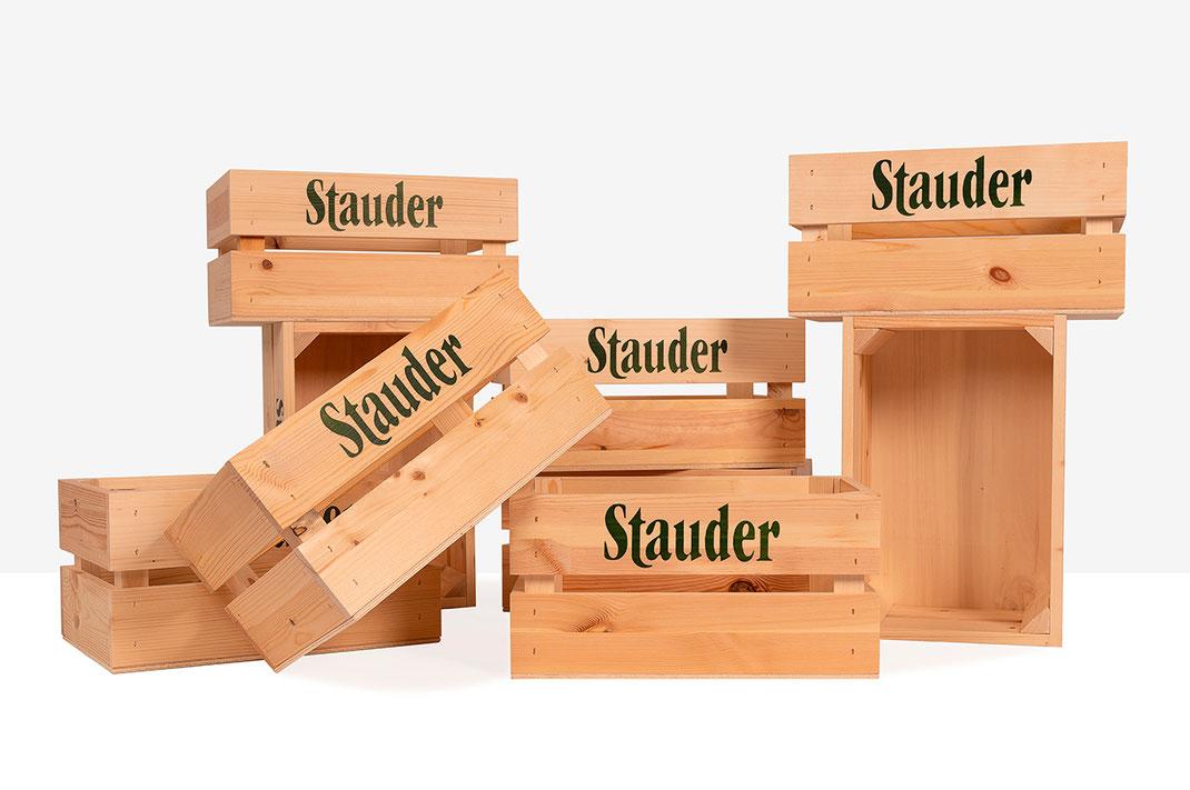 Stauder - Hopfen und Holz - Watt´ne Kiste