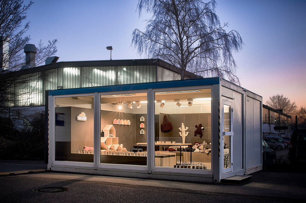 Pop Up Store von Kronenkreuz