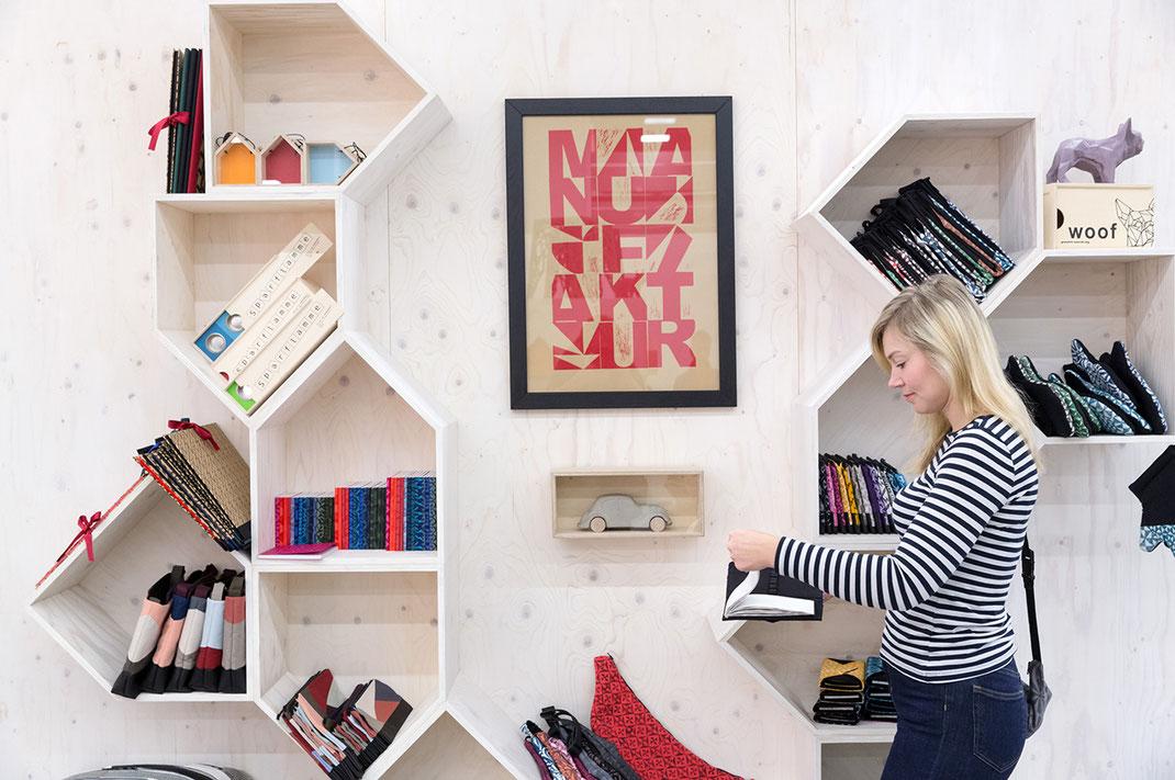 Aussteller Kronenkreuz aus dem Bereich DO/Interior & Furniture - Foto: Tom Schulze