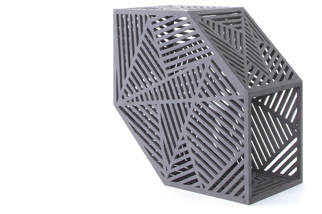 Hexagon einzeln