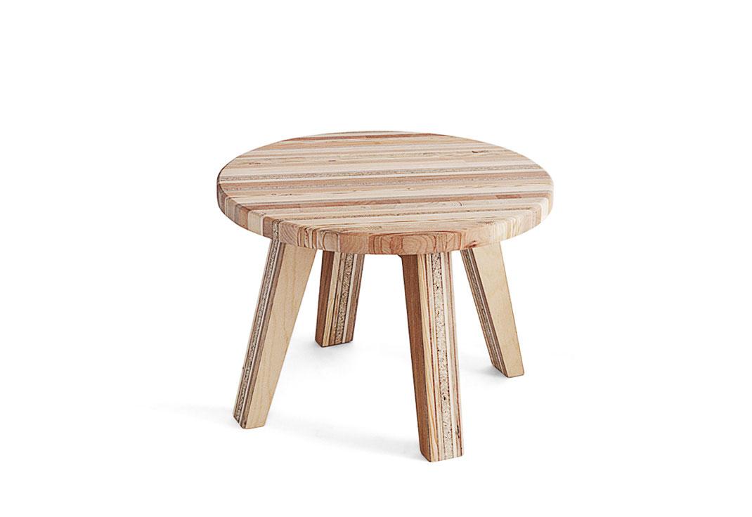 Other Side - Tisch rund