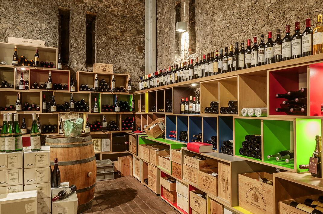 KRONENKREUZ in der WeinGalerie am Schloss