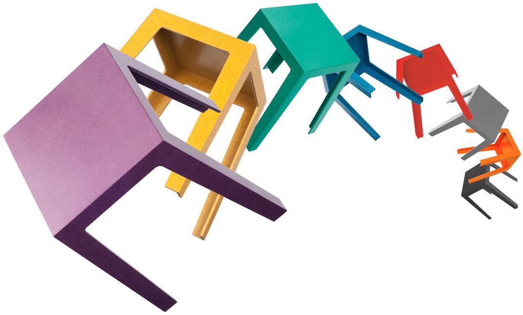 Stubenhocker - Farbvarianten