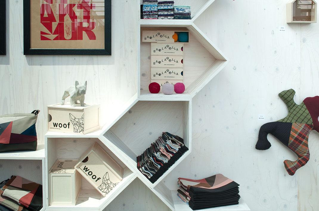 KRONENKREUZ auf der LOFT - Das Designkaufhaus