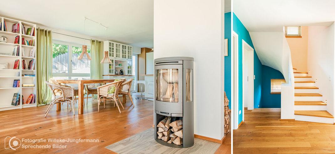 Tipp: Die richtigen Formate in der professionellen Immobilienfotografie: Querformat und Hochformat richtig einsetzen.