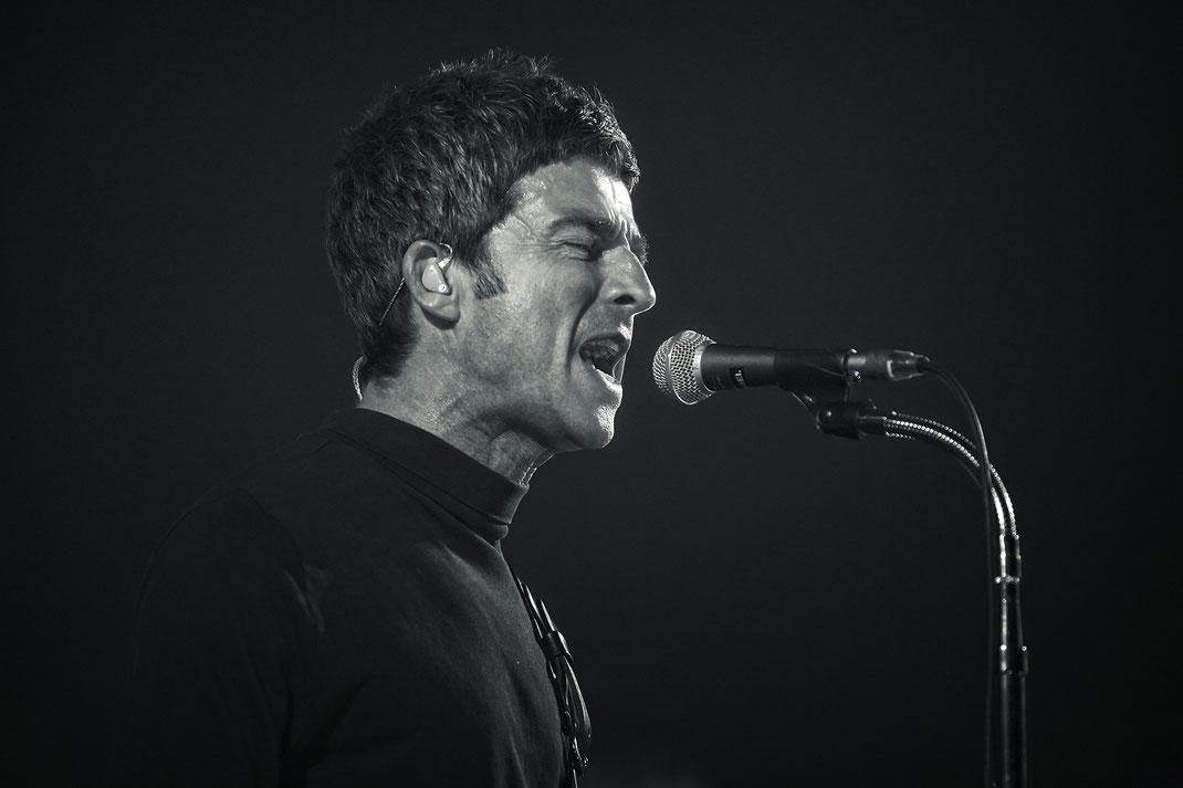 Noel Gallagher/Oasis (© Christian Düringer)
